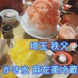 かき氷 秩父 【長瀞・阿左美冷蔵】かき氷の行列・待ち時間と本店・支店の比較レポ