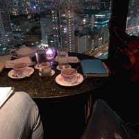 ガーデン スカイ ラウンジ ステラ 東京タワーが見えるバー、ステラガーデンがエモかった【お得プランあり】