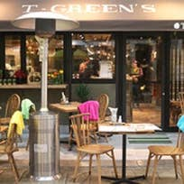 T-GREEN'S(天神橋)_カフェ_