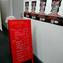 DAVID BOWIE is CAFE & BAR(東品川)_カフェ_10184943