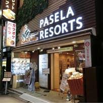 パセラリゾーツ 新宿歌舞伎町店(歌舞伎町)_カフェ_10405335