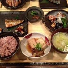 ジヤトコ 前 和食