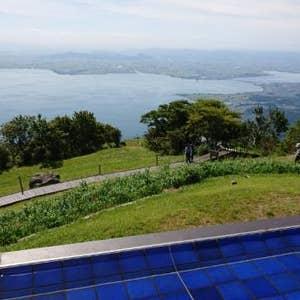 琵琶湖 テラス コロナ