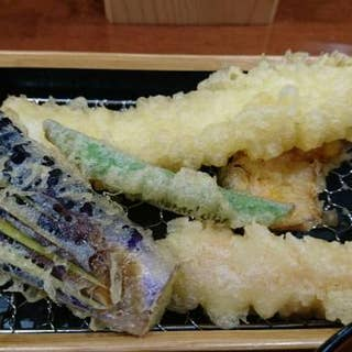 原田 岳 中吉 南 和食 天ぷら