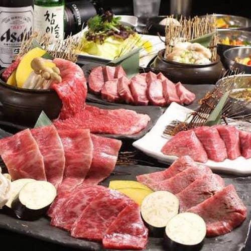 焼肉ダイニング青葉 大井町店