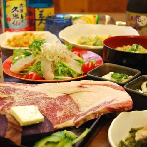 沖縄市場食堂 琉金