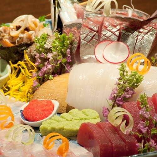 銀座ひかり 魚と和食と日本酒