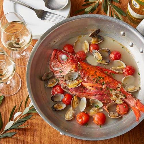 海鮮イタリアン食堂 フィッシュハウスマリオ ボッカ 溝の口店