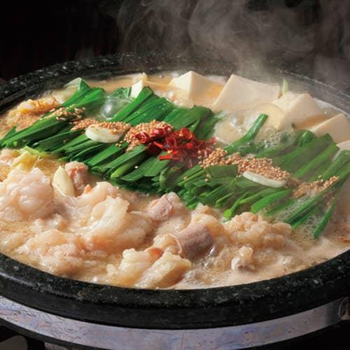 水炊き ゴマサバ もつ鍋 三得物語