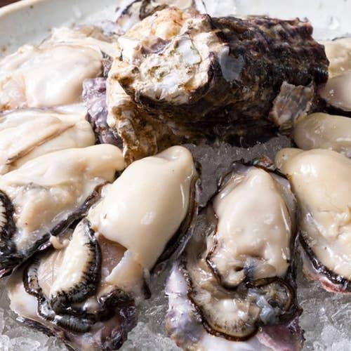 牡蠣&創作和DiningSHIKI  四喜