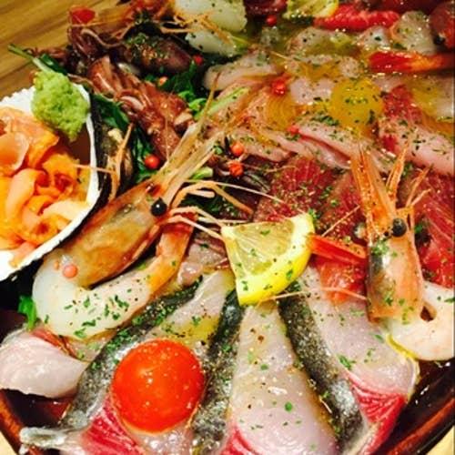 白金魚 プラチナフィッシュバル