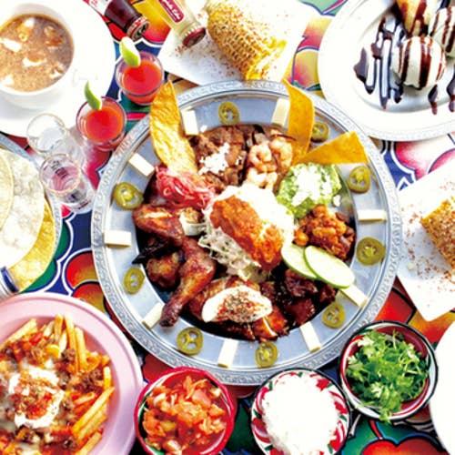 墨国回転鶏料理 ルクアイーレ店
