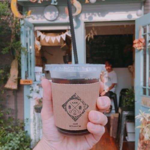 イエヘアボタニカルコーヒー
