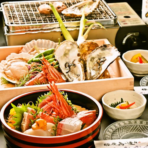 海鮮個室居酒屋 佐渡島へ渡れ 上野店