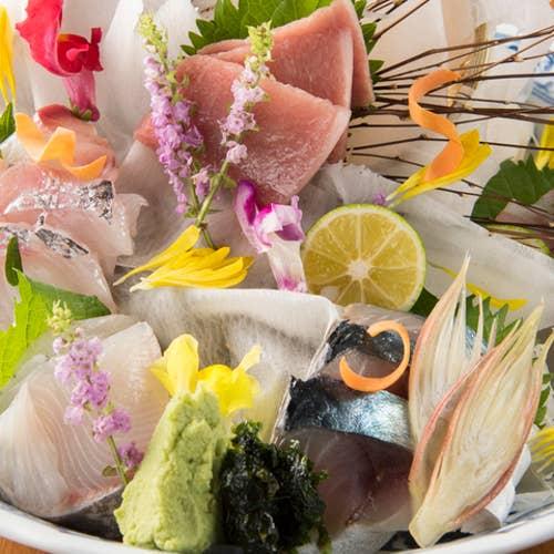接待個室の海鮮和食居酒屋 島の恵みと喰らえ 匠 大門浜松町店