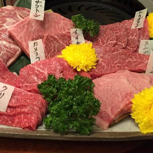鳥取和牛オレイン55一頭買い専門店 炭火焼肉 さんこう苑