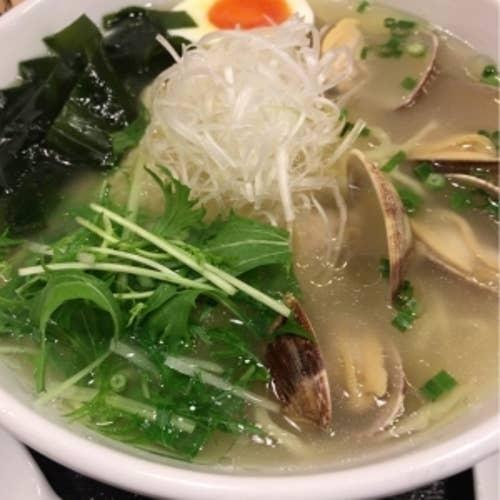 麺屋 海神 中野店