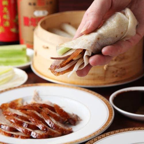 北京烤鴨店 北京ダック専門店 原宿店