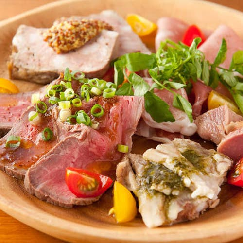 肉バル バーレイウィート 浜松町大門店