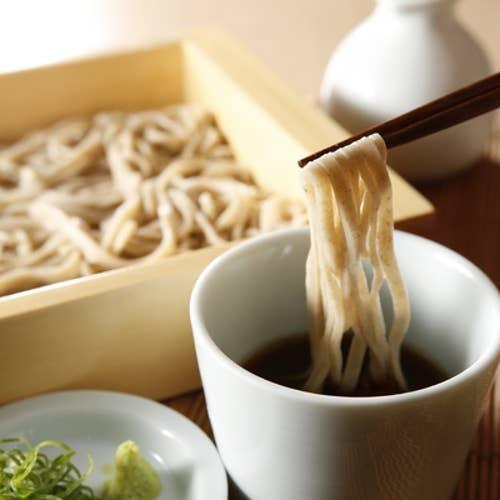 蕎麦と天ばらめし 麹町ばらく 四ッ谷店