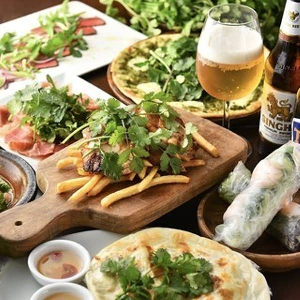 アジアンビストロ 横浜バリバール(横浜西口周辺/タイ料理) - Retty