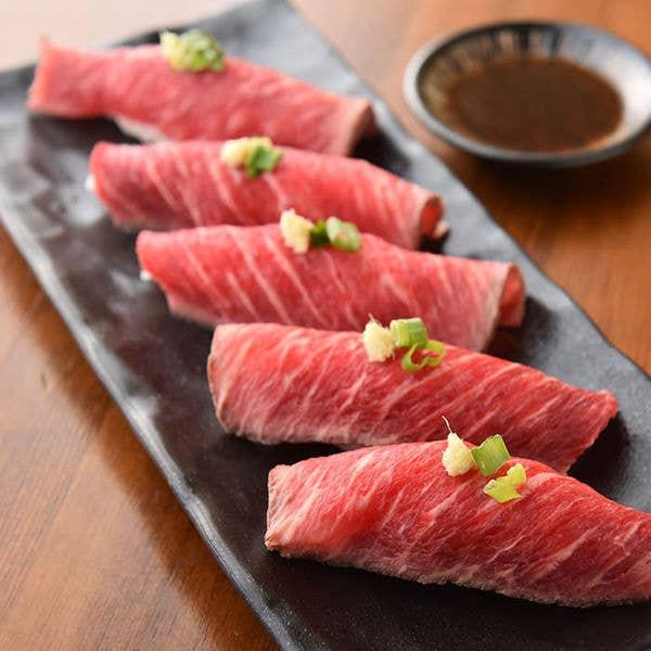 肉 寿司 食べ 放題 上野肉寿司 - 京成上野/居酒屋 [食べログ]