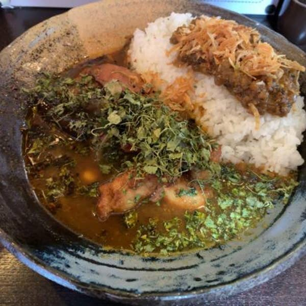 カレーノトリコ (Curry No Toriko) (神田/カレー)