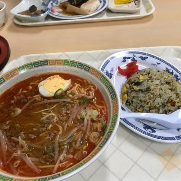 福岡市交通局内食堂 (ふくおかしこうつうきょくないしょくどう ...