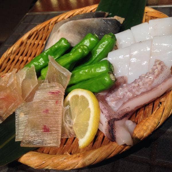 海鮮 日本酒 食べ飲み放題 一期一会 梅田店(いちご …