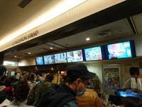 109シネマズ川崎 コンセッション 映画のお伴は やっぱりポップコーン 今日は スタ 川崎駅周辺