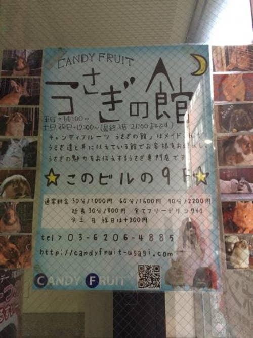 キャンディフルーツうさぎの館(末広町/カフェ) - Retty
