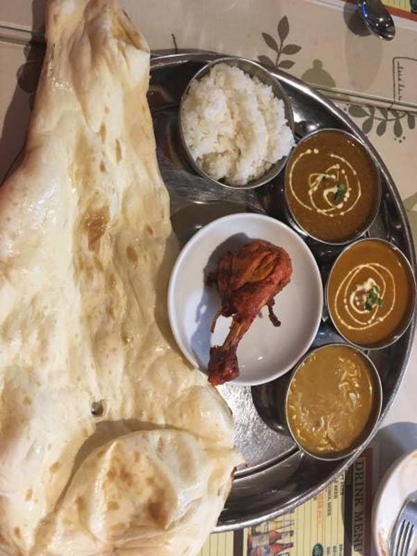 インド料理 さくらダイニング(横浜西口周辺/インド料理) - Retty