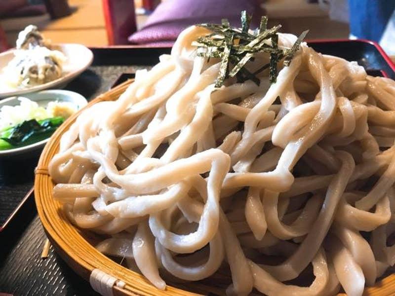 うどんや藤>
