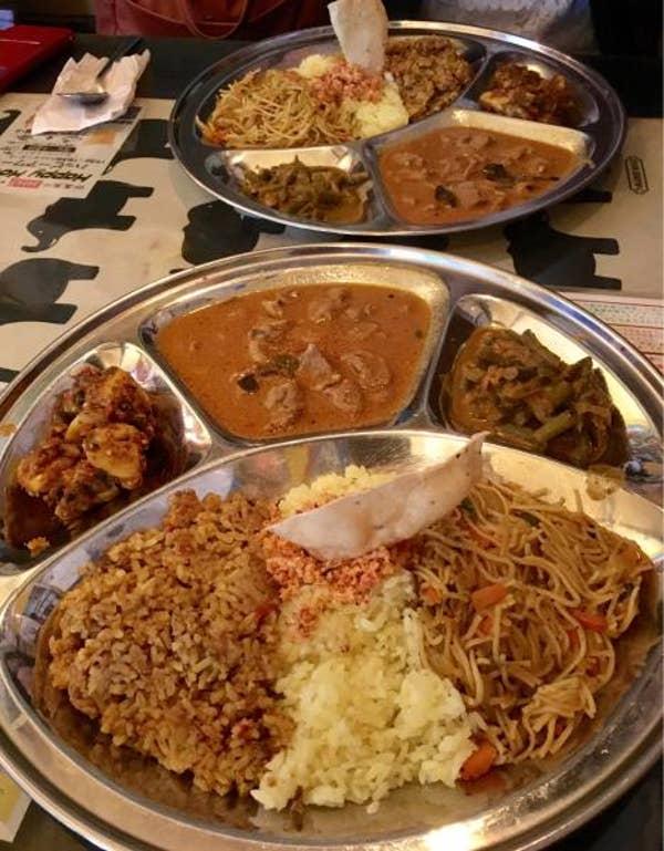 印度亜 インドア「松江で唯一ビリヤニが食べられるお店♪カレー好きな ...