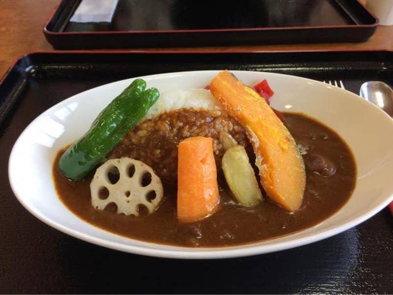 食堂 米山 カレー