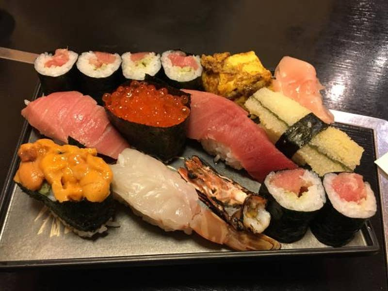 桜木町 寿司 女子会