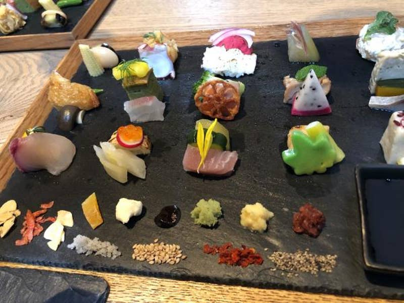 手 巻き 寿司 変わり種