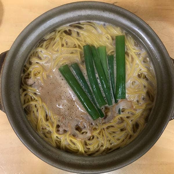 松山 千秋 鍋 ラーメン 焼き
