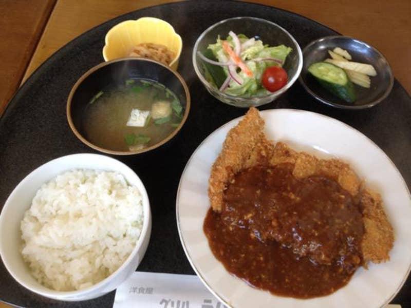 札幌 グリル ラパン