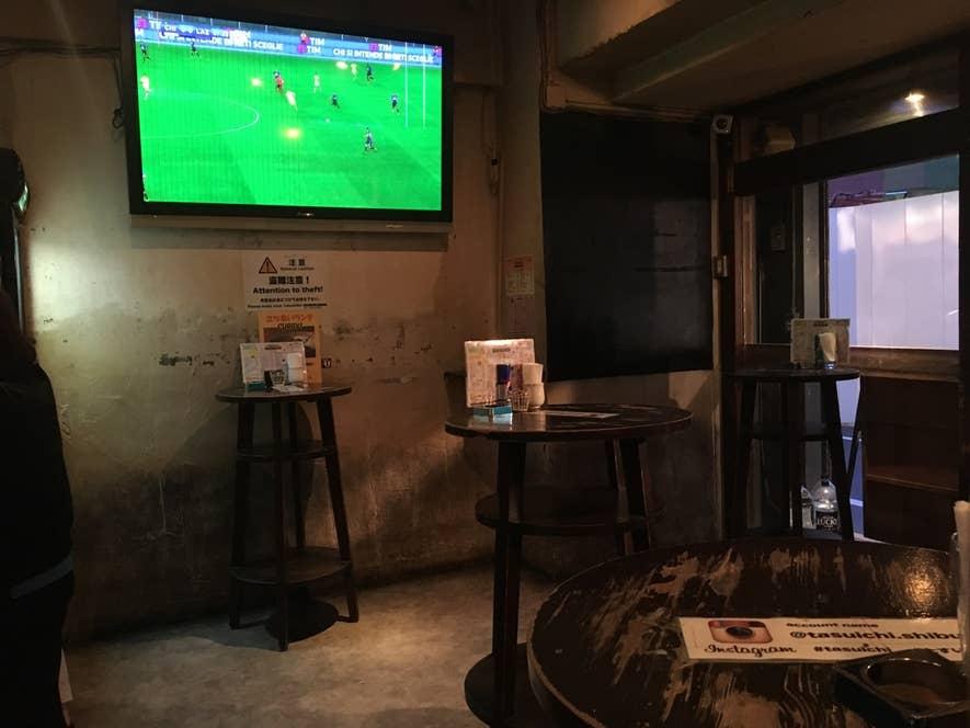 スポーツ観戦ができるのに、酎ハイは200円という安さ。/Kazuyoshi Koshiyamaさんの投稿より