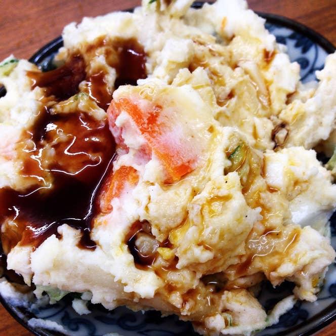 『ポテトサラダ』。小はなんと350円という安さです。/Chan_Taraiさんの投稿より