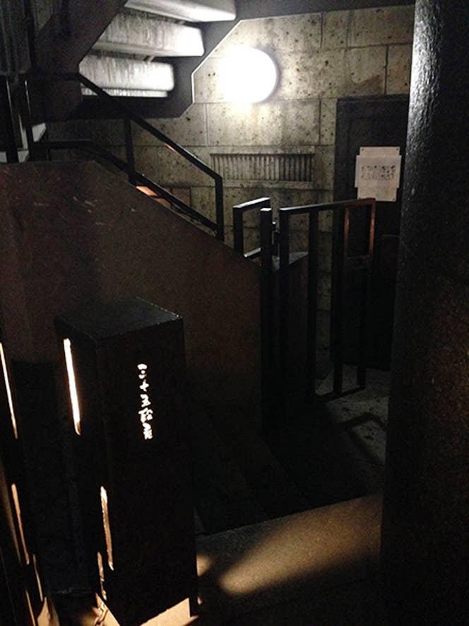 地下にあるので、渋谷駅周辺の喧騒は全く感じさせません。/大石 バロス 昂さんの投稿より