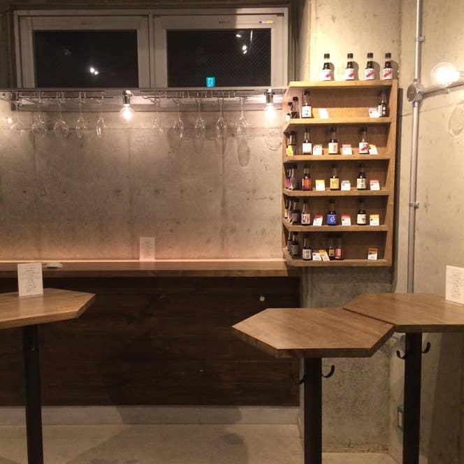 渋谷駅からすぐそばの、立ち飲みスタイルの居酒屋です。/Katsunori Kobayashiさんの投稿より
