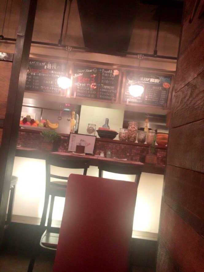 内装もおしゃれな居酒屋です。/chiharu.Nさんの投稿より