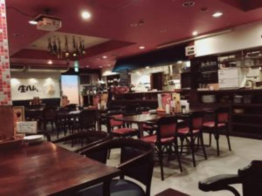 渋谷駅から徒歩5分ほどの場所にあるバル風の居酒屋です。/皐月坊さんの投稿より