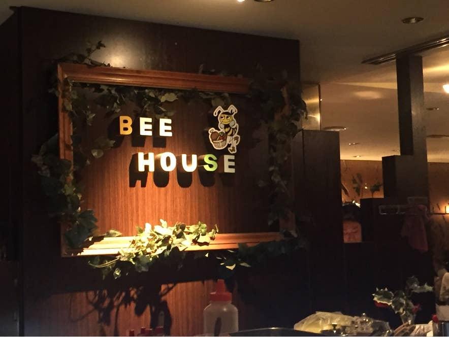 渋谷駅から徒歩3分。可愛らしい蜂がお出迎えしてくれます。/Yutaro.Kさんの投稿より