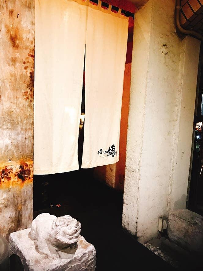 居酒屋というよりも割烹のお店のような佇まいです。/F.Hikaruさんの投稿より
