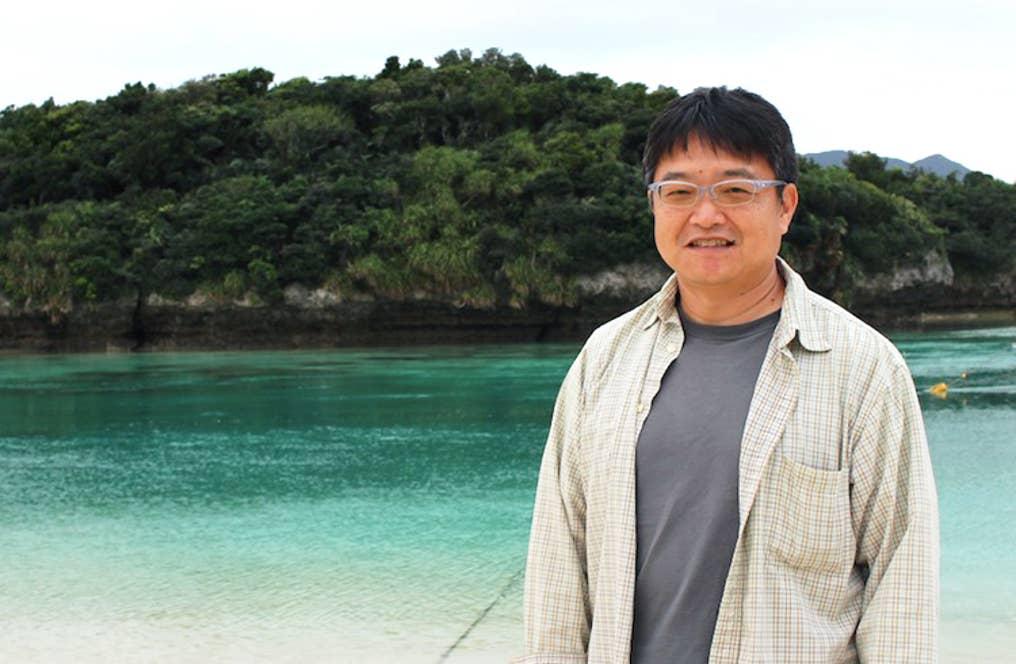 ▲「石垣島食べある記」の運営者・高梨まさのぶさん