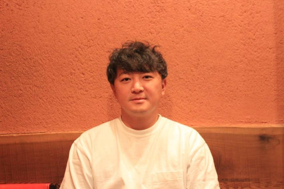 現オーナー・村田信輔さん。「カレーも好きだけど、ラーメンも好き」だそうです。