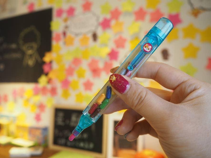 この色鉛筆、懐かしくありませんか…!?